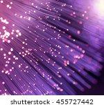 fiber optics | Shutterstock . vector #455727442