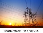 pylon | Shutterstock . vector #455731915