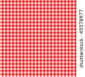 seamless checkered pattern   Shutterstock .eps vector #45578977