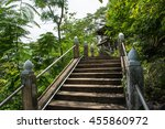 staircase | Shutterstock . vector #455860972