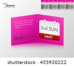 pink vector banner for you own... | Shutterstock .eps vector #455920222