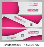 banner template. abstract...