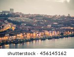 portugal  porto   january 20 ... | Shutterstock . vector #456145162