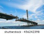 st. petersburg  russia  ... | Shutterstock . vector #456242398