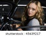 sensual look | Shutterstock . vector #45639217