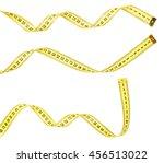 Yellow Centimeter Tape