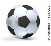 classic ball consisting of... | Shutterstock . vector #45657229
