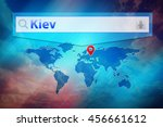 Постер, плакат: Kiev search result location