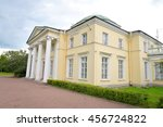 chernysheva palace   old manor... | Shutterstock . vector #456724822