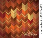 abstract background  retro... | Shutterstock .eps vector #456786922