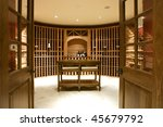 Home Wine Cellar Room