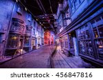 leavesden  london   march 3... | Shutterstock . vector #456847816