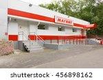 russia  yekaerinburg   july 15  ... | Shutterstock . vector #456898162
