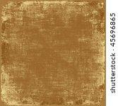 grunge paint texture | Shutterstock . vector #45696865