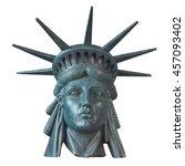 America Statue Of Liberty...