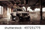 chernobyl  ukraine august 31 ... | Shutterstock . vector #457251775