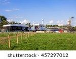 krakow  poland   july 20  2016  ... | Shutterstock . vector #457297012