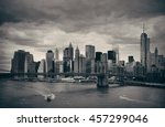 Manhattan Financial District...