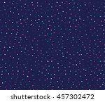 seamless pattern with colorful... | Shutterstock .eps vector #457302472