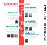 Vector Infographic Typographic...