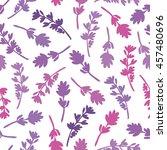 lovely floral seamless pattern. ... | Shutterstock .eps vector #457480696