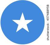 raster illustration flag of... | Shutterstock . vector #457488958