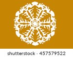 chinese paper cut works ... | Shutterstock . vector #457579522