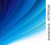 abstract blue stripe wallpaper... | Shutterstock . vector #457593166