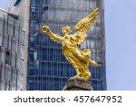 mexico city   mexico   circa... | Shutterstock . vector #457647952