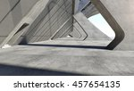 abstract concrete geometric...   Shutterstock . vector #457654135
