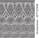 vector seamless pattern for... | Shutterstock .eps vector #457715968