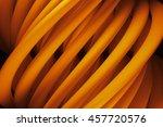 3d rendering abstract twist... | Shutterstock . vector #457720576