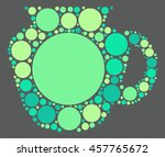 jug shape vector design by... | Shutterstock .eps vector #457765672