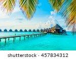 Beautiful Tropical Maldives...