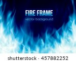 abstract vector background with ... | Shutterstock .eps vector #457882252