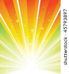 sunburst vector | Shutterstock .eps vector #45793897