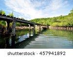 mangrove forest  landscape  koh ... | Shutterstock . vector #457941892