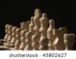chess | Shutterstock . vector #45802627