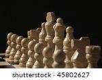 chess | Shutterstock . vector #45802627
