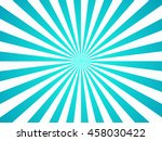 blue ray star burst background | Shutterstock .eps vector #458030422