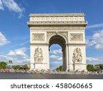 paris jul 24  chrissfroome of... | Shutterstock . vector #458060665
