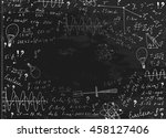 the illustration of beautiful...   Shutterstock .eps vector #458127406