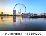 london  england   july 3  2016  ... | Shutterstock . vector #458154202