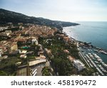 aerial view of sorrento  italy | Shutterstock . vector #458190472