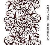 abstract elegance seamless... | Shutterstock .eps vector #458276365