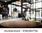 selected focus empty brown... | Shutterstock . vector #458284756
