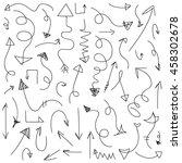 set vector illustration of...   Shutterstock .eps vector #458302678