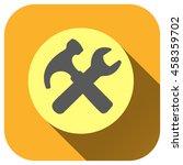 tool vector icon  setting...