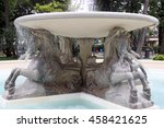 Fountain Of The Four Horses In...