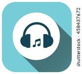 headphone vector icon  earphone ...